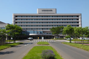 JA秋田厚生連 山本組合総合病院